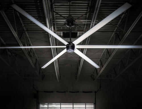 How HVLS MacroAir Fans Can Improve Warehouse Ventilation