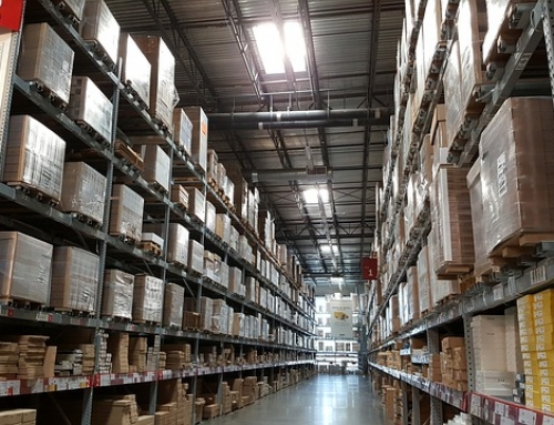 7 Ways to Improve Your Warehouse Space Utilization